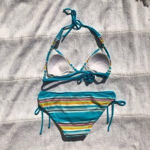 Raisins Swim - **3/$30** Two-Piece Striped Bikini